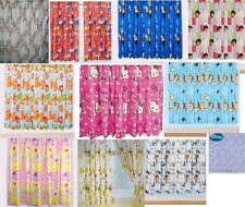 "66"" WIDE X 72"" DROP BOYS / GIRLS/ CHILDRENS / KIDS NOVELTY / CHARACTER CURTAINS"