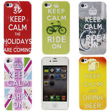New Trendy Street Bike Image Design Hard Back Protect Case Cover for iPhone 4 4S