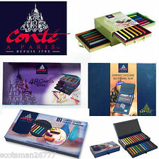 CONTE A PARIS CARRES PASTELS SKETCHING CRAYONS BOX SETS XMAS GIFT ART ARTIST