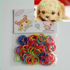 Multicolour Pet beauty supplies Pet Dog Grooming rubber band Pet hair Product
