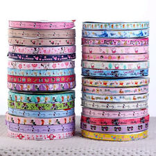 "Free Shipping Disney 5/20Yards 5/8""16mm printed Disney Grosgrain Ribbon"