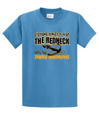 Funny T-Shirt Everyone Makes Fun Of The Redneck Zombies