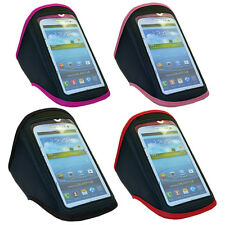 4 Colour Gym Running Soft Sport Armband Phone Case Cover Fits Nokia Lumia 1020