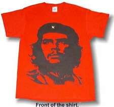 CHE GUEVARA Classic LARGE PRINT RED Shirt NEW PICK Size Official