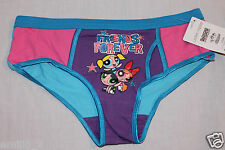 NEW WITH TAGS POWERPUFF GIRLS LADIES FREINDS  UNDERWEAR FF, SIZES 5, 6,7, 8