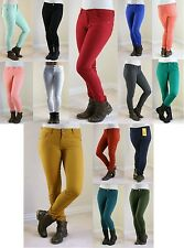 Colorful Color Skinny Slim Pants Denim Fashion Jeans 1-13