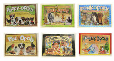 Various Editions of Late For The Sky Monopoly Board Games for Children 5-8