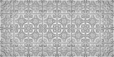 2x4 Tin Ceiling Tile Pattern 0604-Multiple Colors Available!