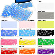 "Macbook Pro Air 13"" 15"" 17"" A1278 A1425 A1286 A1398 A1369 Keyboard Skin Cover"