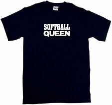 Softball Queen Kids Tee Shirt Pick Size & Color 2T - XL