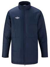 UMBRO Winterjacke / Coachjacke - Padded Jacket Y70 - Navy / White