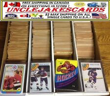 1978-79 OPC DETROIT RED WINGS Select from LIST SEE SCAN HOCKEY CARDS O-PEE-CHEE