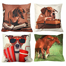 MODERN RETRO CUSHIONS - Urban Funny Cotton Cushion Covers