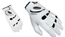 MENS CABRETTA LEATHER GOLF GLOVES MLH 12 FOR RIGHT HAND GOLFERS ALSO CADET SIZES