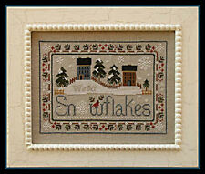 Little House Needlework Counted Cross Stitch Charts  Choose from 45 Designs