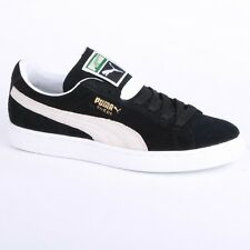 Puma Suede Classic 352634 03 All Unisex Sizes New Shoes Trainers Black White
