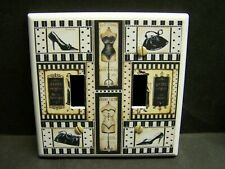 PARIS FASHION SHOE AND PURSE HOME DECOR  LIGHT SWITCH COVER PLATE OR OUTLET