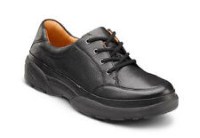 Dr Comfort Justin  Leather Diabetic Shoes W Gel Inserts Free Exchanges