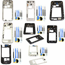Neuf PR Samsung Galaxy Châssis Moyen-Cadre Midplate Middle Plate Frame+Outil