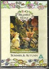 CHOICE FROM  9  BRAMBLY HEDGE DVD  WINTER / SPRING / SUMMER /AUTUMN ETC