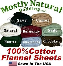 Sleeper Sofa Flannel Sheet Set Multiple Sizes