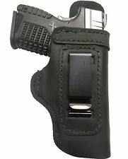 Pro Carry LT Leather Gun Holster For Ruger LC9 LC380 LCP380 SR9 SR40 SR45 LCR