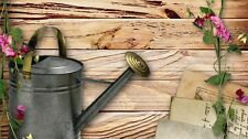 Watering Can Rustic Vintage Poster Wall Art Home Decor New PERSONALIZED FREE