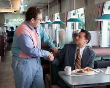 Wolf of Wall Street, The [Leonardo DiCaprio & Jonah Hill] (54191) 8x10 Photo