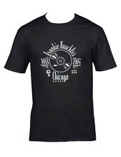 Frankie Knuckles Chicago House Music Tshirt. Various sizes! Unisex & Fitted Tees