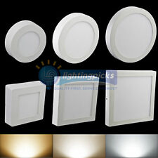 9W/15W/21W Dimmable LED Surface Panel Wall Ceiling Down Lights Bulb Lamp WU