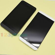 FULL LCD ASSEMBLY TOUCH DIGITIZER + FRAME HOUSING FOR BLACKBERRY Z10 LTE 4G