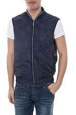 Fay JACKET -35% MADE IN ITALY Man Blue NAM10260630-GPSU807