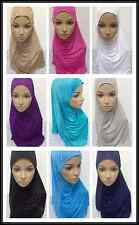 S4-ML0045 Ice silk Crystal Muslim Hijab Islamic Scarf