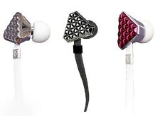 Genuine Beats by Dr. Dre Monster Heartbeats by Lady Gaga Stereo Fashion Headset