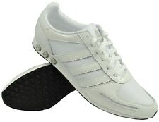 Adidas Originals Ladies LA TRAINER SLEEK W G45936 Wht/Chrome Trainers UK 5.5