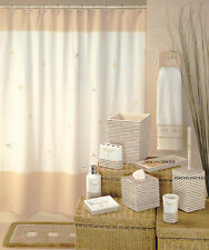 12-pc Dragonfly Nature Inspired Bathroom Collection Bath Accessories