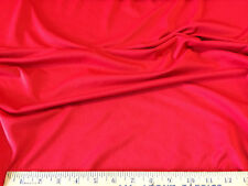 Discount Fabric Polyester Lycra /Spandex Athletic Sports Mesh  Red 943LY