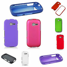 For Samsung Montage Array Slim Case Hard Rubber Shell Snap On Cover
