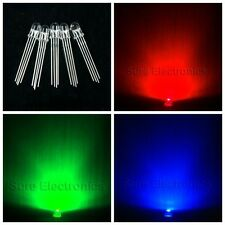 5mm 10/50pcsRGBLED Common Anode/Cathode 4Pin( diffused)Tri-Color Leds Lamp
