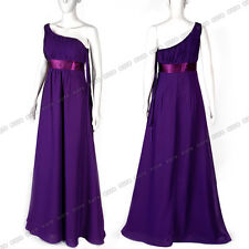 Brides Bridesmaid Prom Formal Evening Dress Wedding Banquet Party Size 6-22
