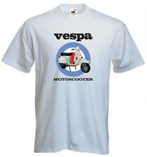 T-shirts Hommes/Unisexe Scoot8- Ringers, T-shirt Scooter - Vespa Motoscooter,