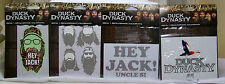 Duck Dynasty Vinyl Decal Assorted Designs You Pick Window Car Laptop Wall *New
