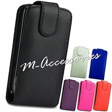 FLIP CASE POUCH PU LEATHER COVER FOR Huawei Ascend Y330 MOBILE PHONE +SP