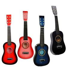 "New 23"" 4 Colors Childrens Acoustic Mini Guitar with Free Accessories"
