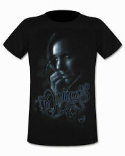 Ominous Staring At Time Mens T Shirt Black Jak Connolly Tattoo Goth Tee Sullen