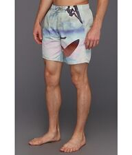 55DSL Bawes Surfer Print Boardshorts by Diesel Brand New with Tag Sz XL XXL