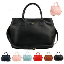 NEW Women Ladies Shoulder Bag Tote Satchel Cross Body Faux Leather Handbags