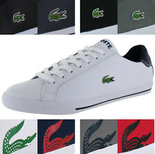 Lacoste Graduate Low Top Men's Court Sneakers Shoes Canvas