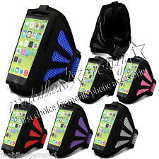Sports Running Jogging Gym Armband Case Cover Holder for Apple iPhone