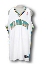 Adidas NBA Basketball Men's New Orleans Hornets Authentic Blank Jersey - White